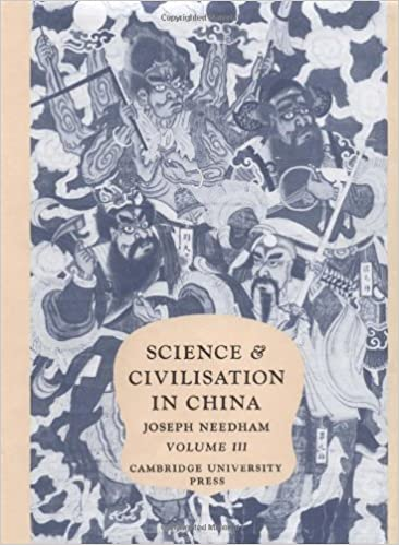 Science and Civilisation in China : Volume 3, Mathematics and the Sciences of the Heavens and the Earth