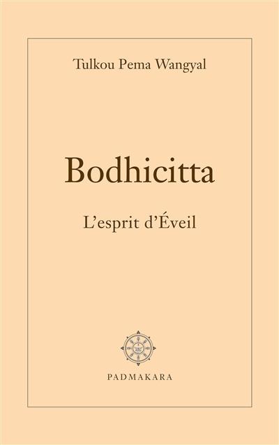 Bodhicitta: L'esprit d'éveil