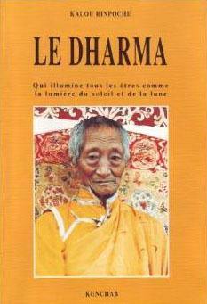 Le Dharma qui illumine tous les êtres comme la lumière du soleil et de la lune