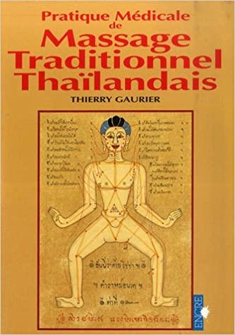 Pratique médicale de massage traditionnel thaïlandais