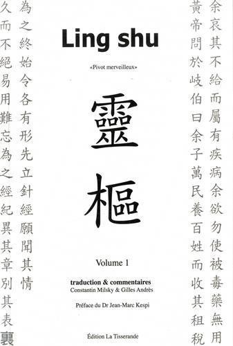 Ling shu Pivot merveilleux